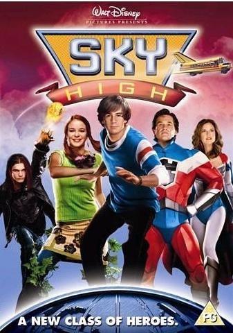 Sky High [Reino Unido] [DVD]