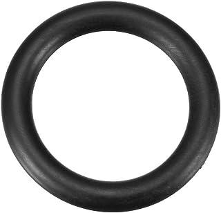 10Stück Black Rubber Oil Seal O Ring Dichtung Dichtungen 40mm x 28mm x 6mm de