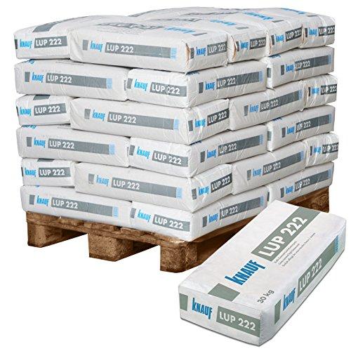 Knauf Lup 222 kalk-cement-lichtgewicht inbouw 30 kg