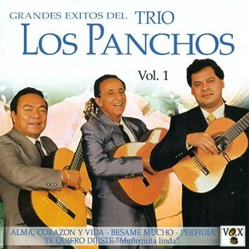 Grandes Exitos del Trio los Panchos Vol. 1