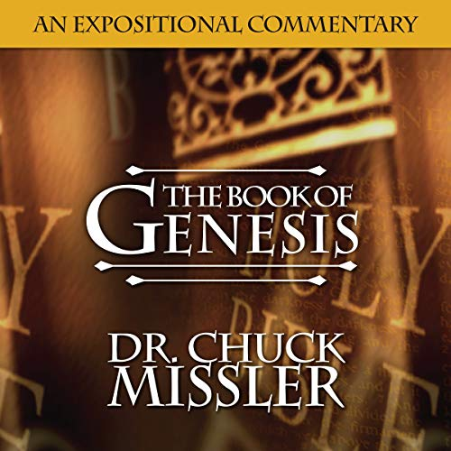 The Book of Genesis: A Commentary audiobook cover art