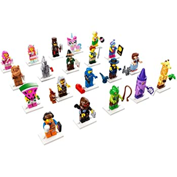 Lego 71023 Lego Movie 2 Candy Rapper Minifigure New w// Pckg Never Assembled