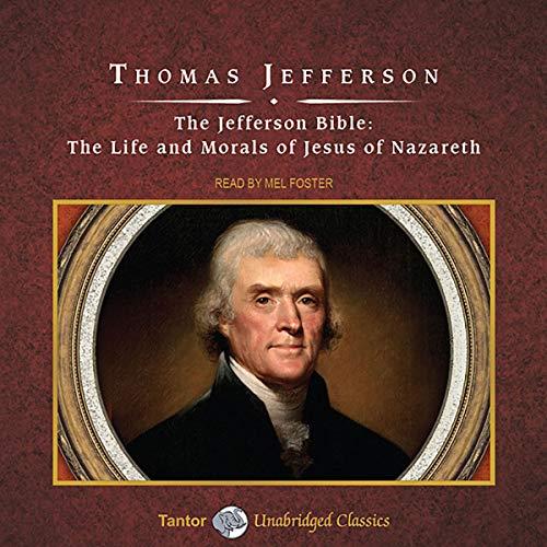 Couverture de The Jefferson Bible