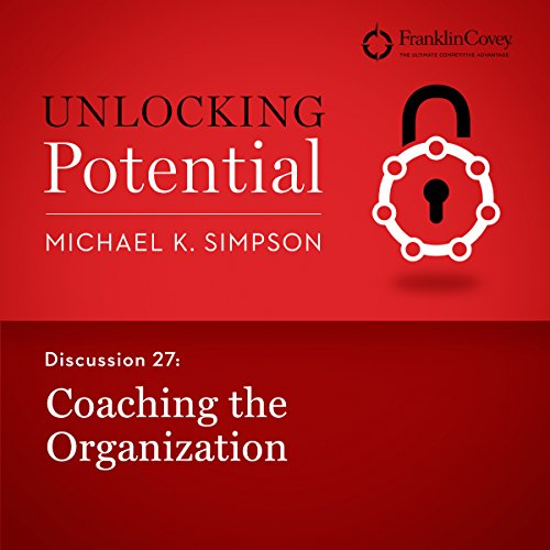 Discussion 27: Coaching the Organization cover art