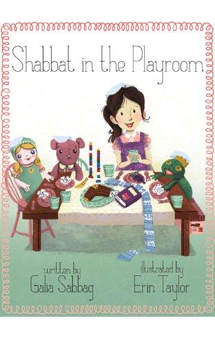Shabbat In The Playroom (Shira's Series Book 1) (English Edition)