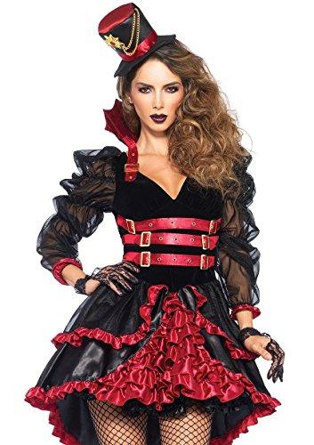 Leg Avenue - 8539903048 - Costume Vamp Victorienne - Large (40 EU)