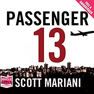 Passenger 13 cover art