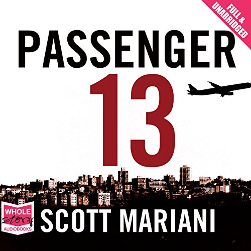 Passenger 13 audiobook cover art