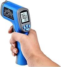 CS-LJ Medidor de Temperatura del multímetro Industrial de Alta precisión de Aceite/Agua/termómetro del alimento de Cocina de la Pistola de Temperatura Conjunto de medición de Temperatura