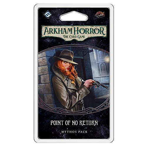 Preisvergleich Produktbild Arkham Horror: LCG Point of No Return