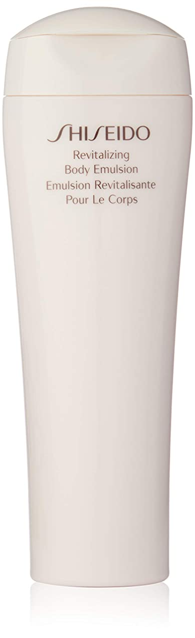 グッゲンハイム美術館エコー論争的資生堂 リバイタラジングボディエマルジョン 200ml 200ml/6.7oz