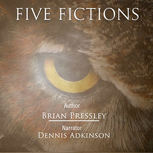 Five Fictions audiobook cover art