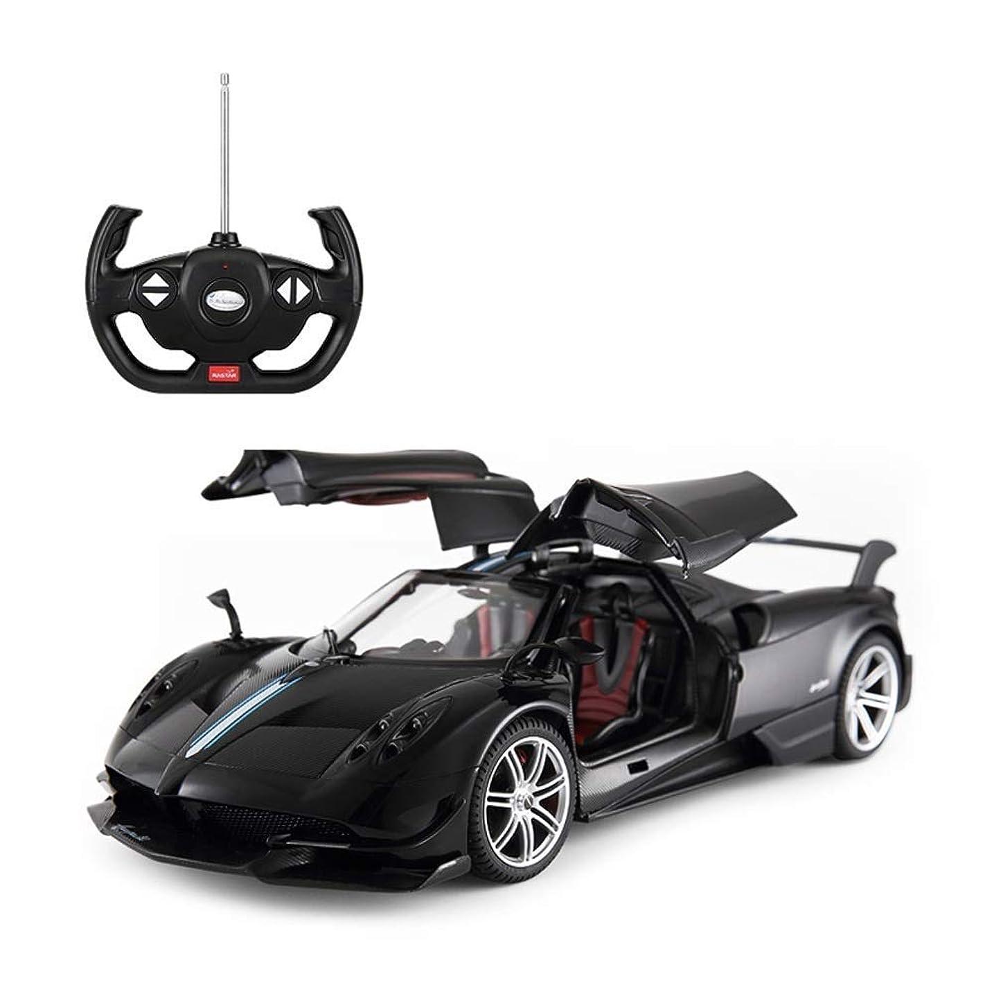 年金受給者揮発性地震RC車両リモートコントロールおもちゃレーシングカーリモートコントロール電気自動車男の子ギフトラジコンカーオープンドア、ライト1:14公式ライセンス4WDドリフト