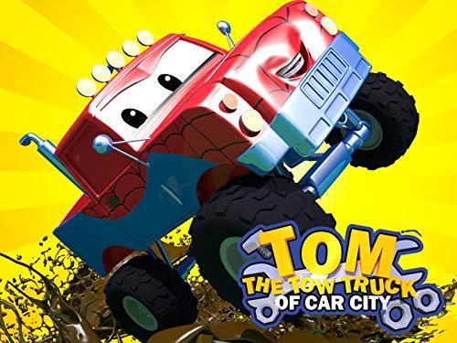 Tom il Carro Attrezzi in Car City