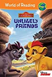 Unlikely Friends (The Lion Guard: World of Reading, Level Pre-1)
