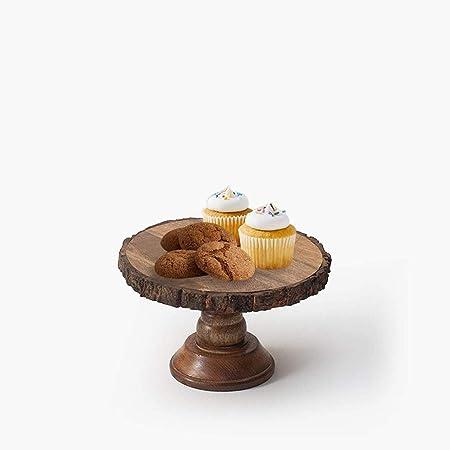CASADECOR Cake Stand Planter Stool Small Garden Table for Multi Purpose