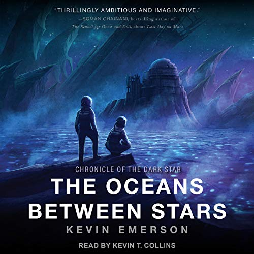 The Oceans Between Stars audiobook cover art