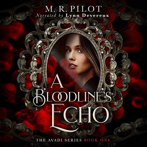 A Bloodline's Echo audiobook cover art