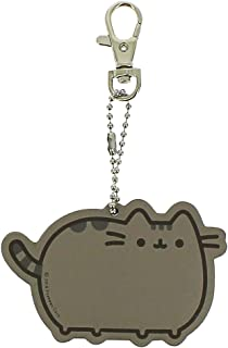 Official Retro Style Pusheen the Cat Novelty Keyring