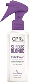 CPR Serious Blonde (purple) Instant Toner 180ml