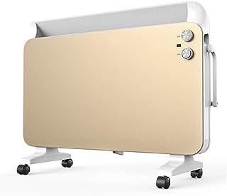 Calentadores eléctricos Radiador portátil de 2200 W con termostato y Control de Temperatura - para Uso doméstico, en Garaje u Oficina