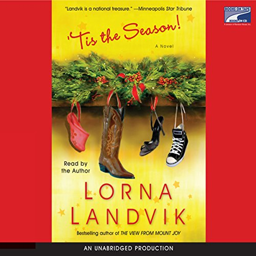 'Tis the Season audiobook cover art