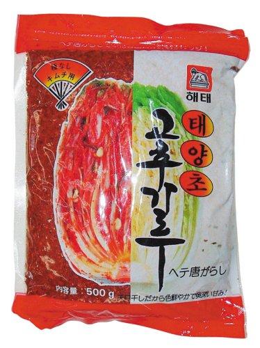 ヘテ 唐辛子粉 1kg キムチ用■韓国食品■韓国調味料■ヘテ