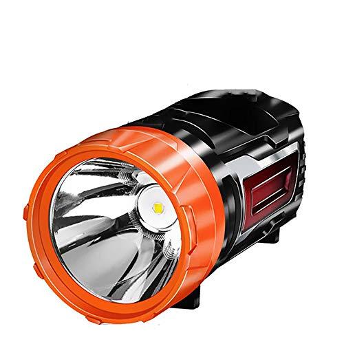 puissant torche charge super lumineux multi fonction à longue portée à longue portée à long terme à haute puissance projecteur portable