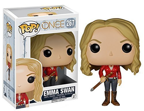 FunKo Once Upon A Time Emma Swan Toy Figure by Once Upon a Time