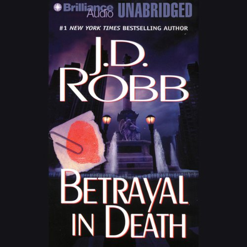 Betrayal in Death cover art