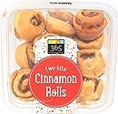 365 Everyday Value, Two-bite Cinnamon Rolls, 13 oz