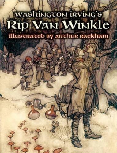 Washington Irving's Rip Van Winkle (Dover Fine Art, History of Art)の詳細を見る