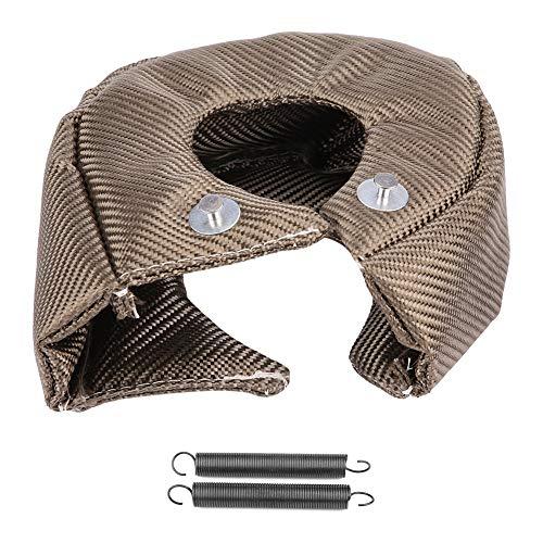 Turbo Blanket Heat Shield Cover Barrier Turbo Charger Wrap per turbocompressori T3(T3)
