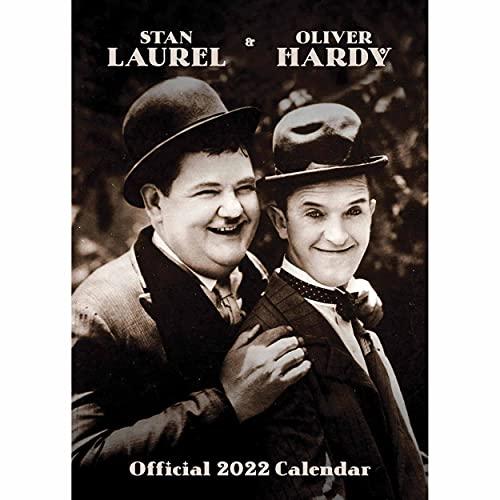 Laurel and Hardy Offizieller Kalender 2022