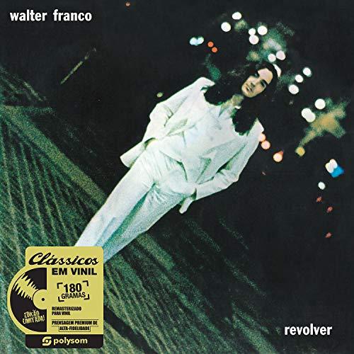 Walter Franco, Revólver- Série Clássicos em Vinil [Disco de Vinil]