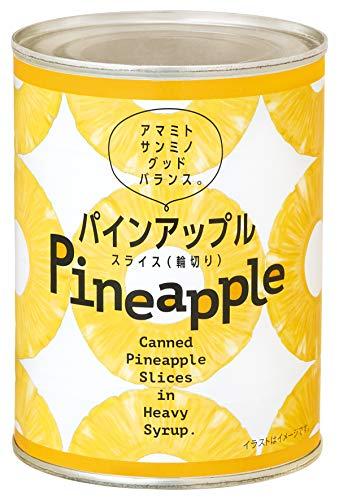 三菱食品パインスタンダード(タイ産)3号缶×24個