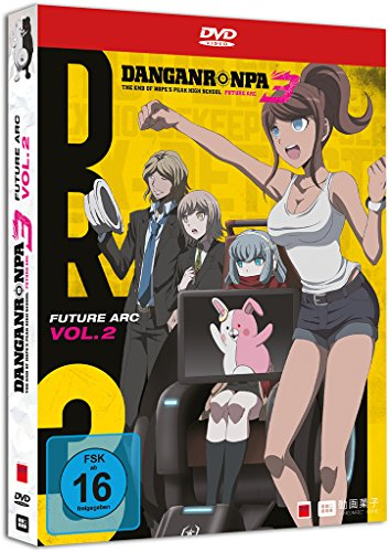 Danganronpa 3: The End of Hope`s Peak Academy - Future Arc - Vol. 2 - [DVD]