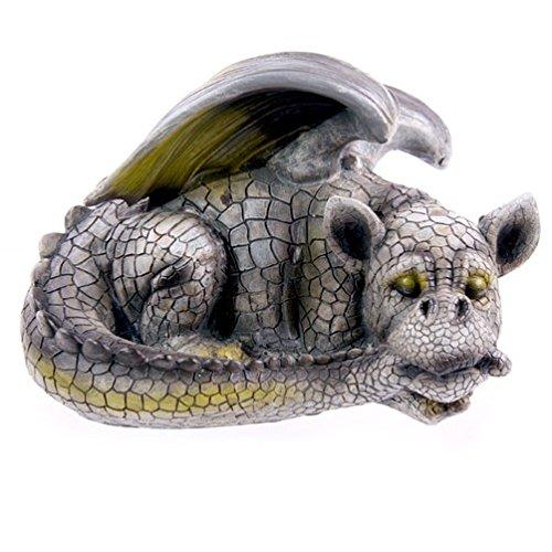 Drachenkind schlafend Drache Gargoyle Figur