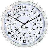 GreatGadgets 1858 24-Stunden Uhr