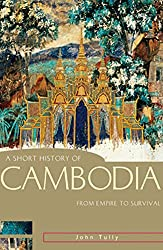 A Short History of Cambodia book