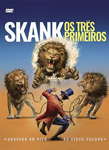 Skank - Os Três Primeiros Ao Vivo [DVD]
