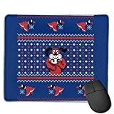 huatongxin Festive Duck Hunt Christmas Knit Pattern Customized Designs Non-Slip Rubber Base...