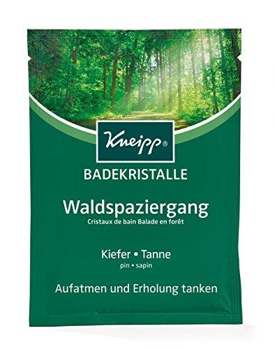 Kneipp Badekristalle Waldspaziergang 60 g, 12er Pack (12 x 60g)