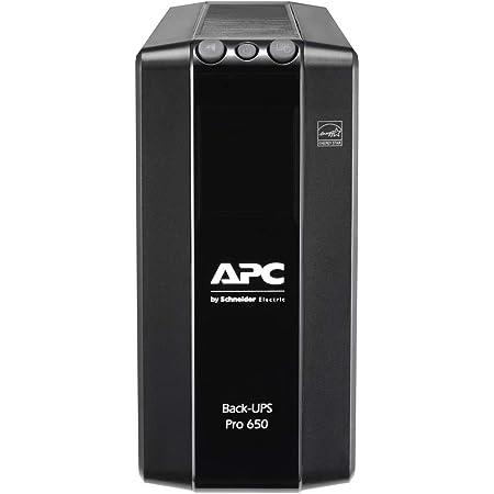 Apc By Schneider Electric Back Ups Pro Br650mi Ups Computer Zubehör