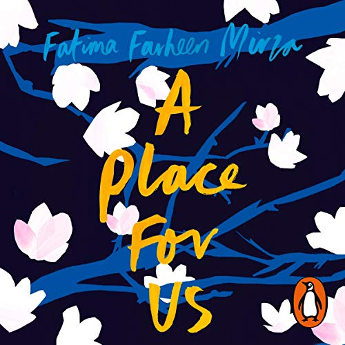 A Place for Us audiobook cover art