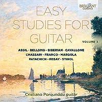 Easy Studies for Guitar 3
