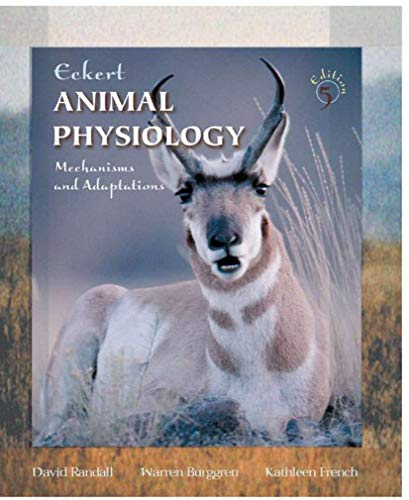 Eckert Animal Physiology