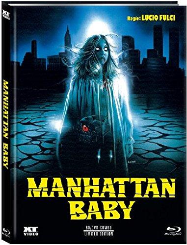 Manhattan Baby - Mediabook/Limited Edition (+ DVD) [Blu-ray]