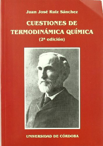 Cuestiones de termodinámica química