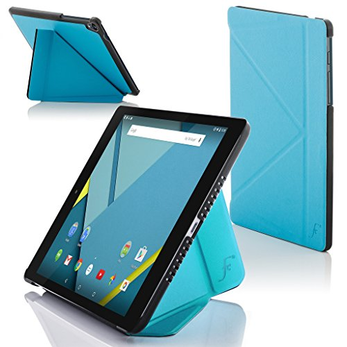 Forefront Cases® Google Nexus 9 Origami Funda Carcasa